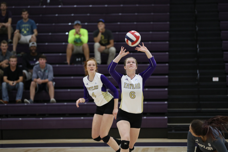 2nd Trojans Sweep SAU in Luthy's Home Debut Photo