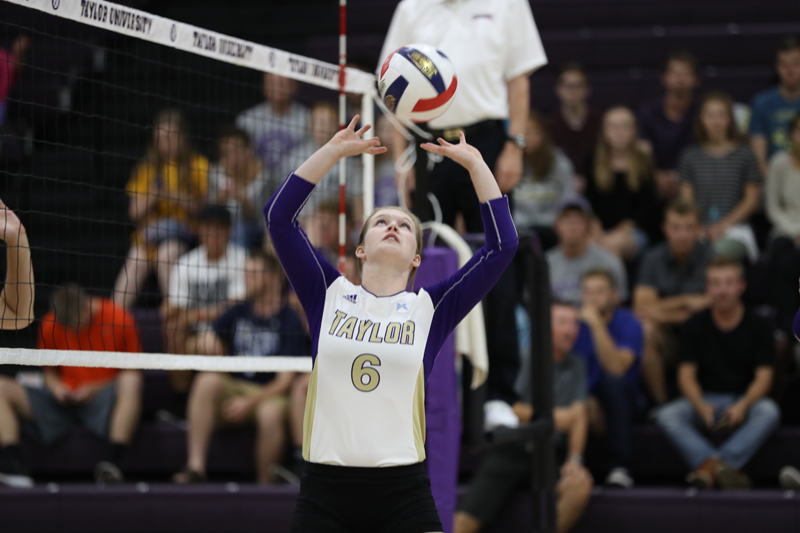 3rd Trojans Sweep SAU in Luthy's Home Debut Photo