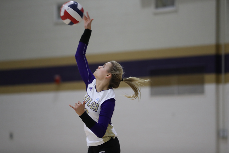 5th Trojans Sweep SAU in Luthy's Home Debut Photo