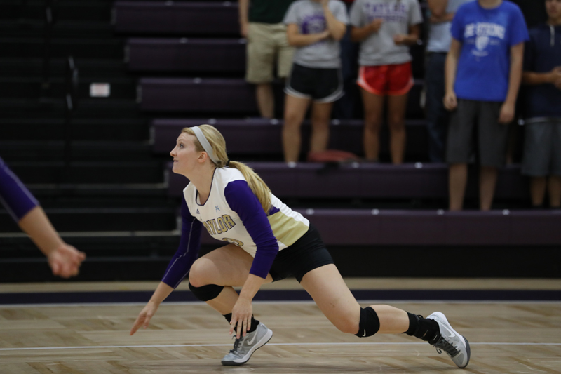 6th Trojans Sweep SAU in Luthy's Home Debut Photo