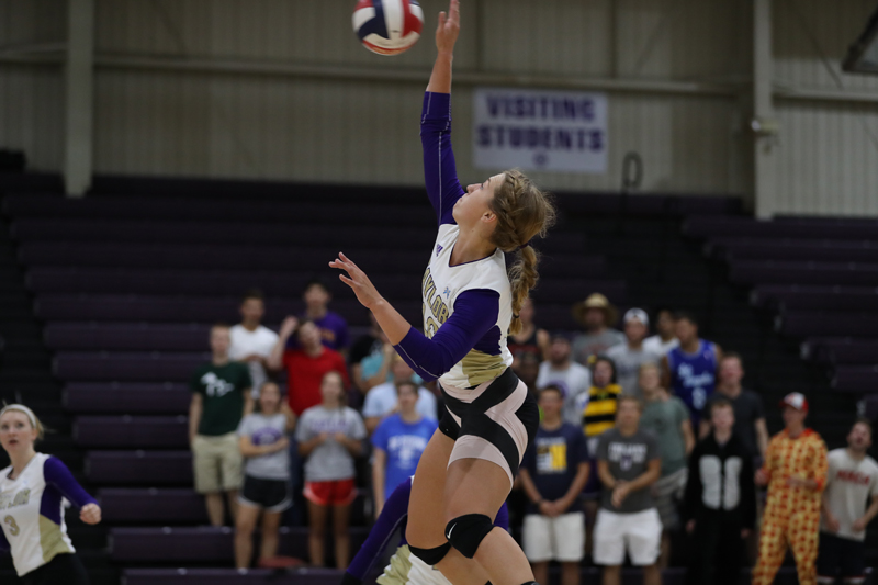 7th Trojans Sweep SAU in Luthy's Home Debut Photo