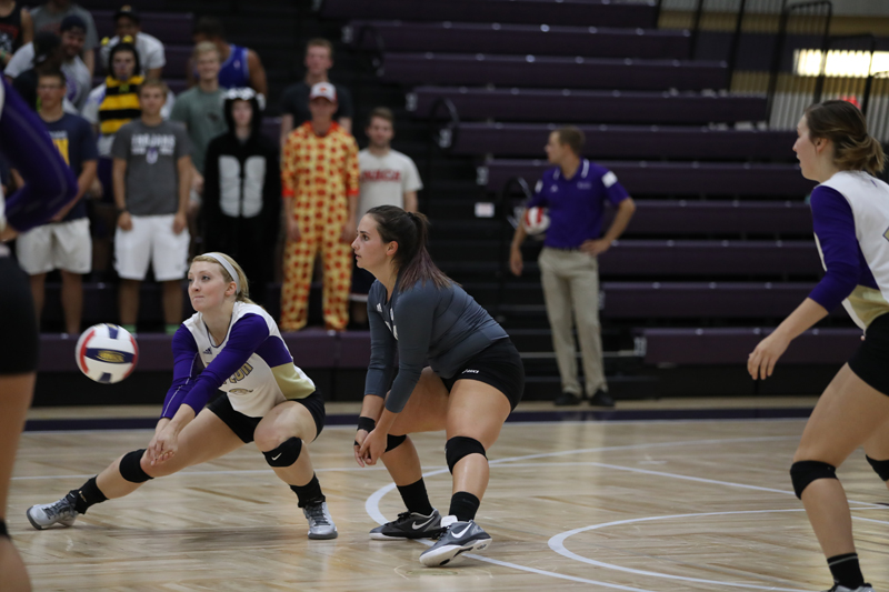 13th Trojans Sweep SAU in Luthy's Home Debut Photo