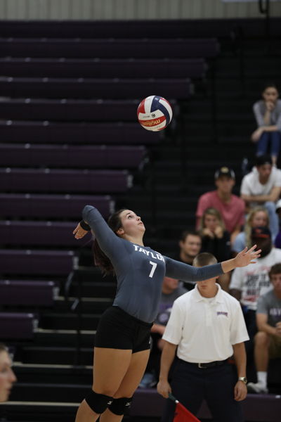 20th Trojans Sweep SAU in Luthy's Home Debut Photo