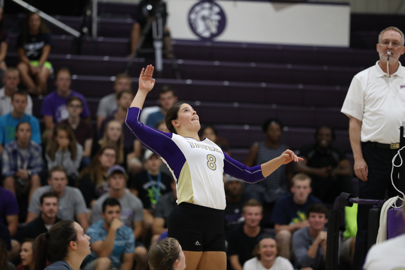 22nd Trojans Sweep SAU in Luthy's Home Debut Photo