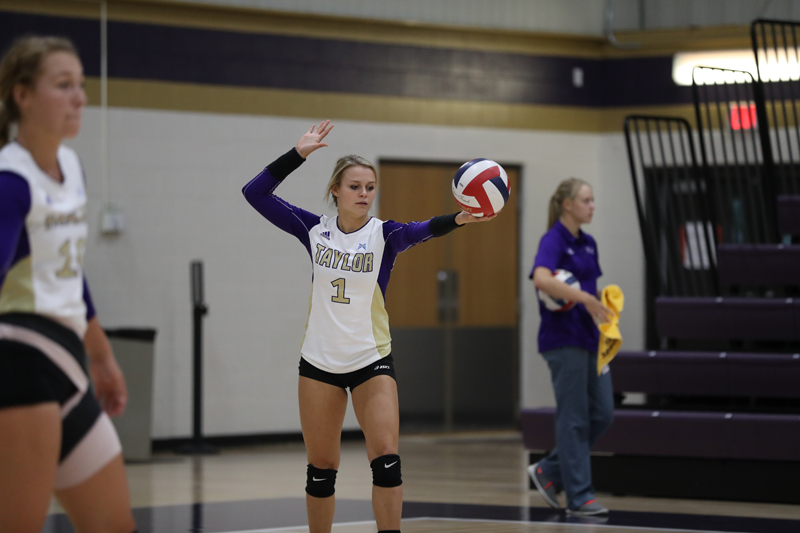 23rd Trojans Sweep SAU in Luthy's Home Debut Photo