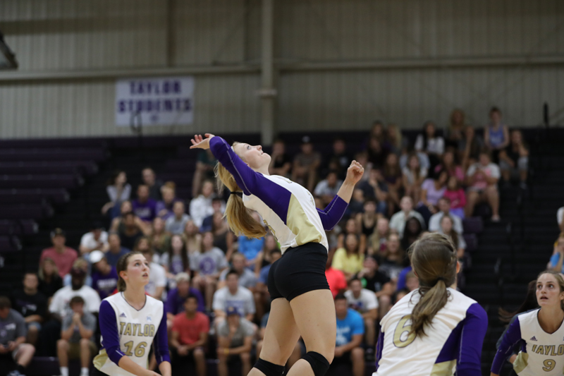 28th Trojans Sweep SAU in Luthy's Home Debut Photo