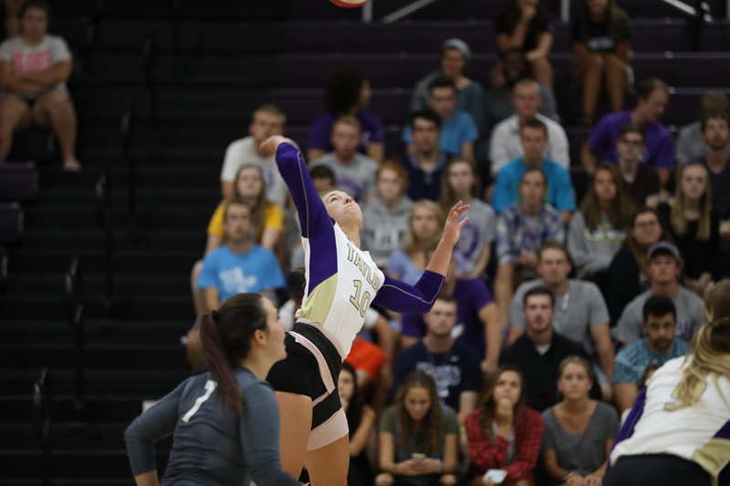 31st Trojans Sweep SAU in Luthy's Home Debut Photo