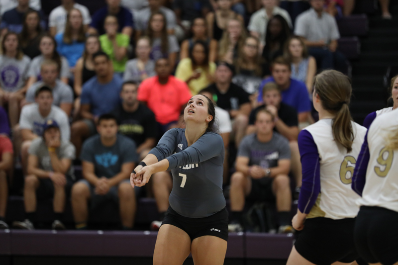 32nd Trojans Sweep SAU in Luthy's Home Debut Photo