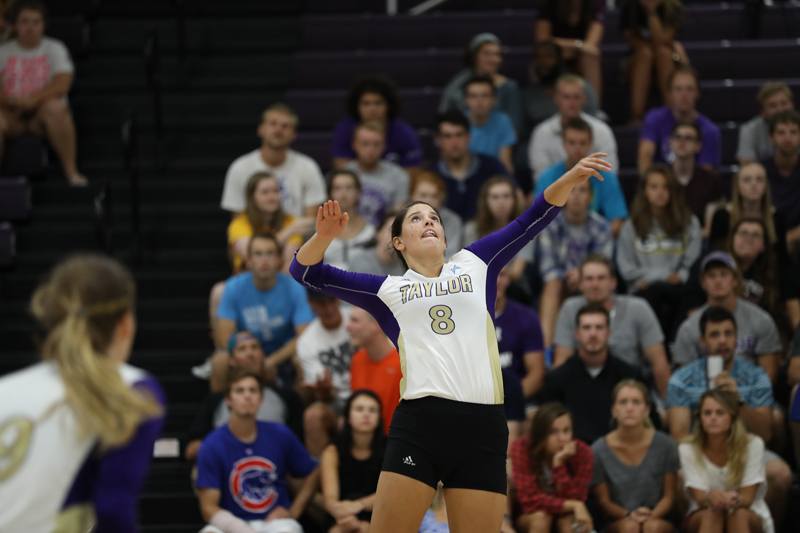 33rd Trojans Sweep SAU in Luthy's Home Debut Photo