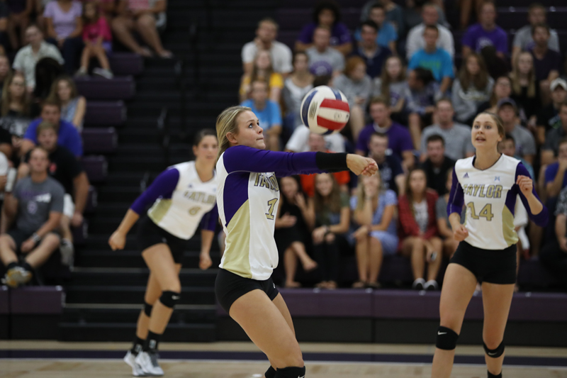 34th Trojans Sweep SAU in Luthy's Home Debut Photo