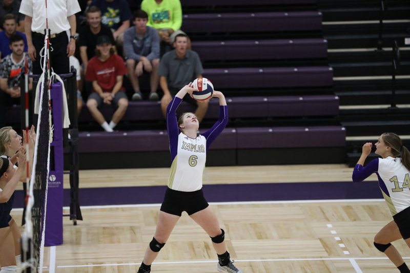 39th Trojans Sweep SAU in Luthy's Home Debut Photo