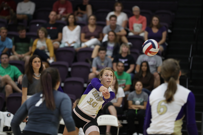 40th Trojans Sweep SAU in Luthy's Home Debut Photo