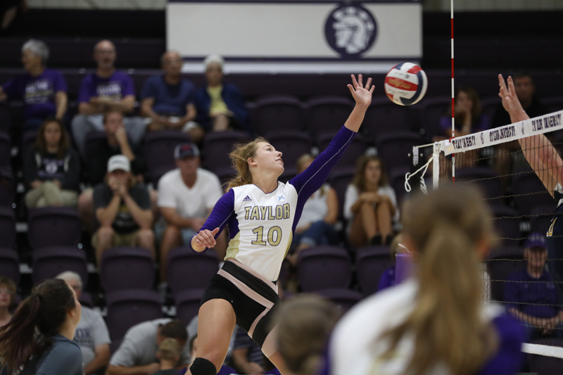 41st Trojans Sweep SAU in Luthy's Home Debut Photo