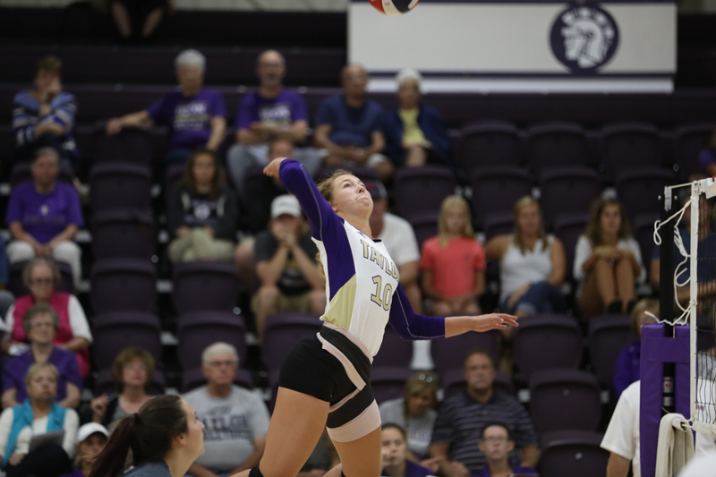 42nd Trojans Sweep SAU in Luthy's Home Debut Photo