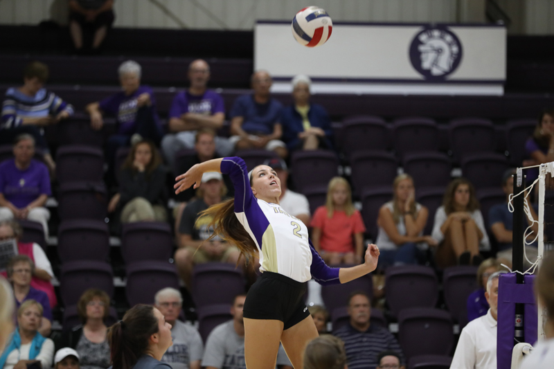43rd Trojans Sweep SAU in Luthy's Home Debut Photo