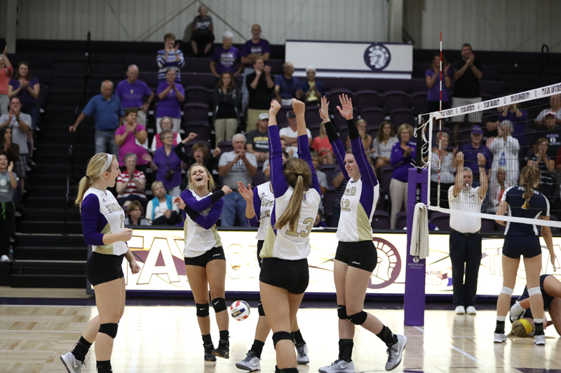 47th Trojans Sweep SAU in Luthy's Home Debut Photo