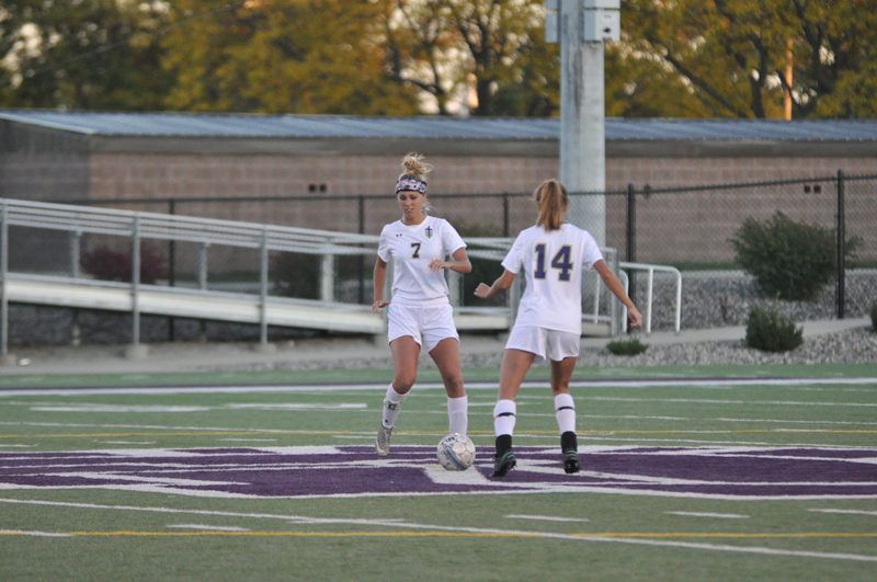2nd No. 19 Women's Soccer Blanks RV Marian Photo