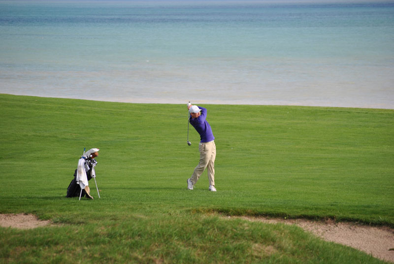 9th Men's Golf at Whistling Straits Photo