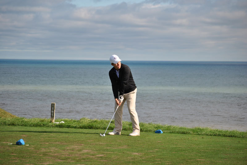 13th Men's Golf at Whistling Straits Photo