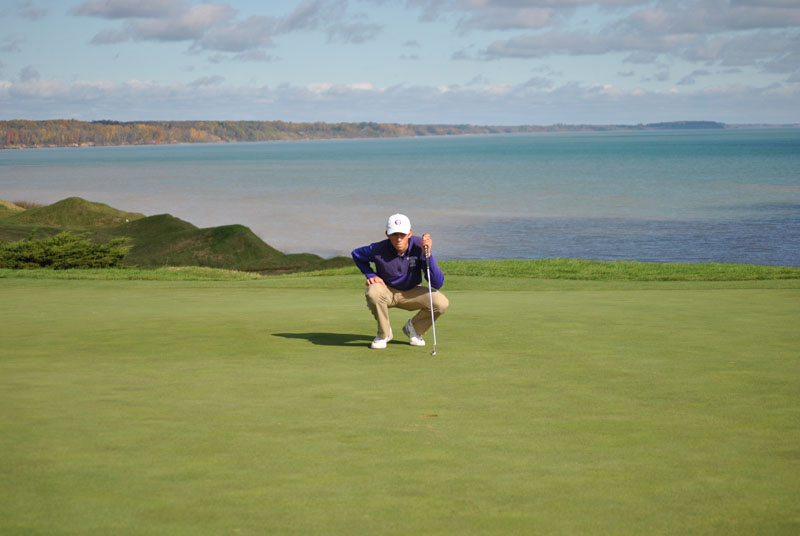 15th Men's Golf at Whistling Straits Photo