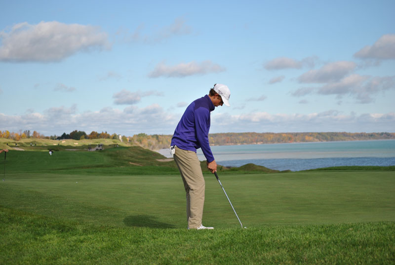 16th Men's Golf at Whistling Straits Photo