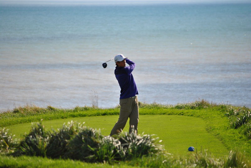 19th Men's Golf at Whistling Straits Photo