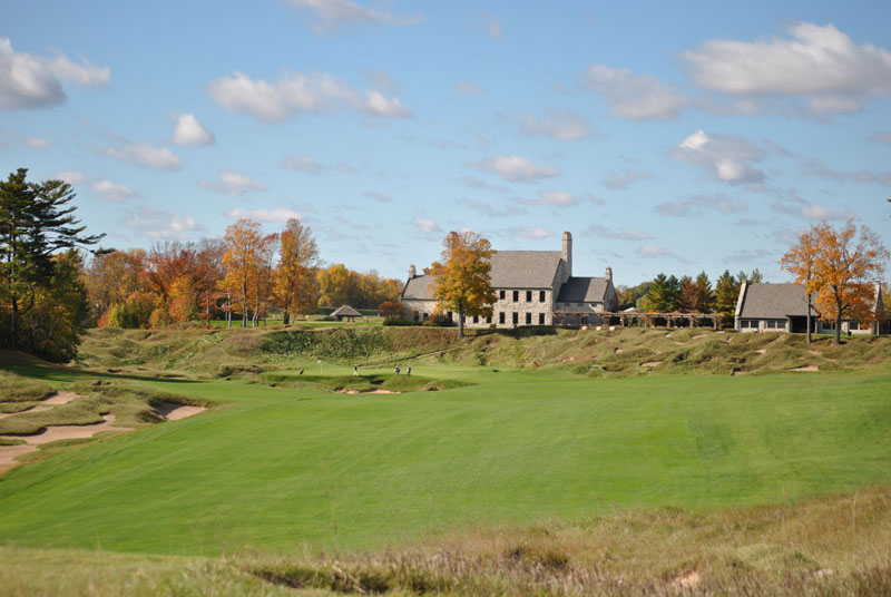 20th Men's Golf at Whistling Straits Photo