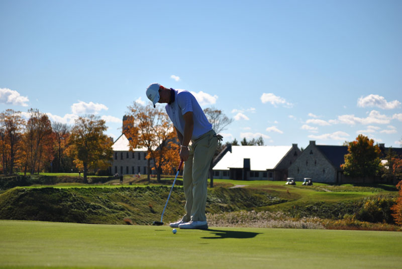 32nd Men's Golf at Whistling Straits Photo