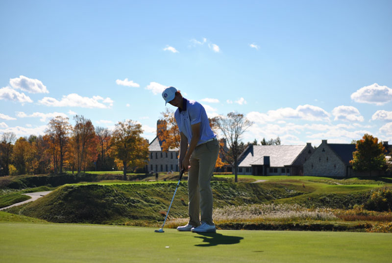 36th Men's Golf at Whistling Straits Photo