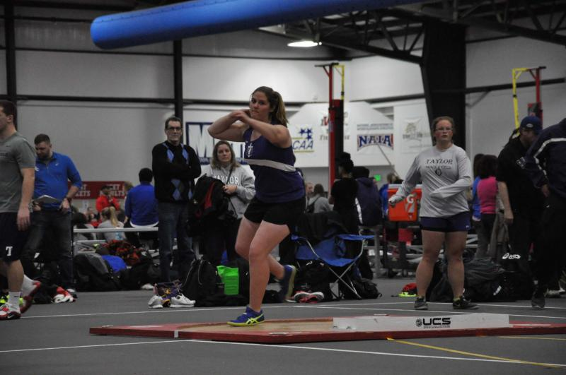 3rd Women's Indoor Track & Field at IWU Midwest Classic Photo