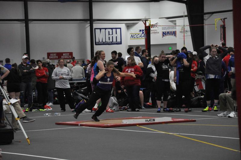 7th Women's Indoor Track & Field at IWU Midwest Classic Photo