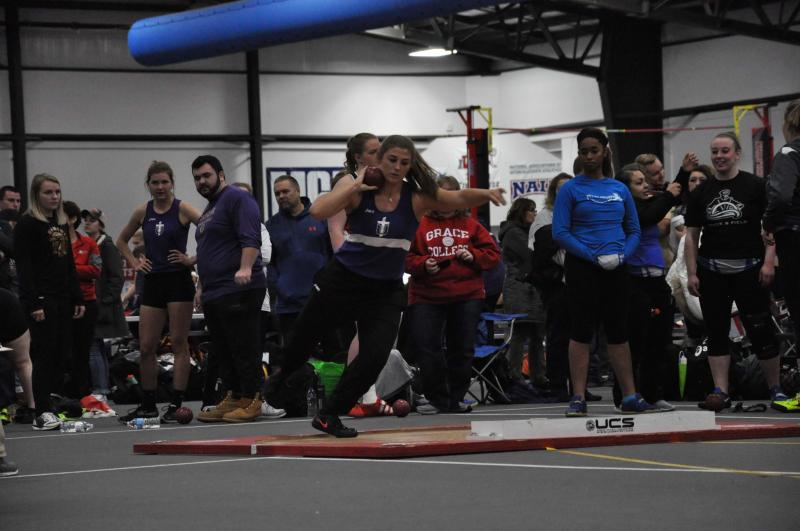 8th Women's Indoor Track & Field at IWU Midwest Classic Photo