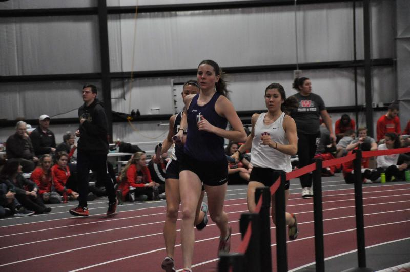 11th Women's Indoor Track & Field at IWU Midwest Classic Photo