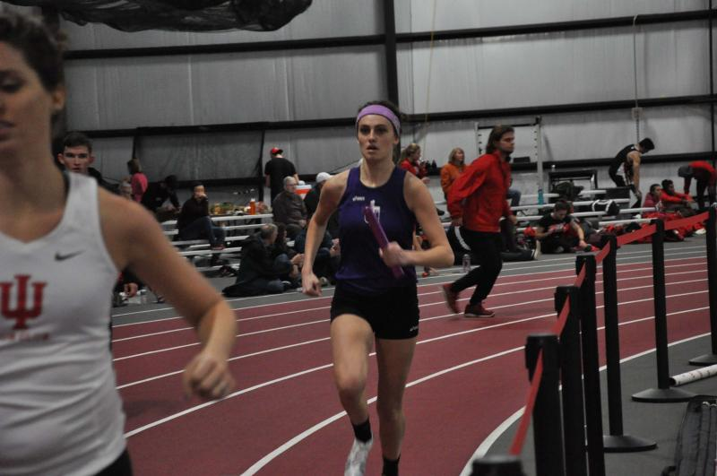 13th Women's Indoor Track & Field at IWU Midwest Classic Photo
