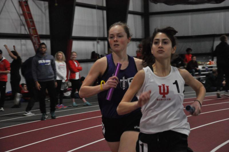 18th Women's Indoor Track & Field at IWU Midwest Classic Photo