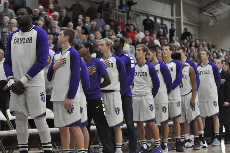 1st IWU Edges Past Trojans in Odle Photo