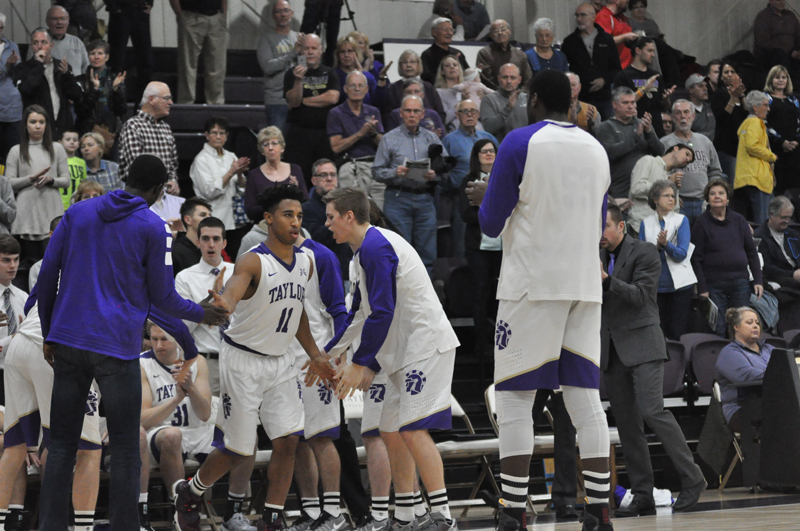 2nd IWU Edges Past Trojans in Odle Photo