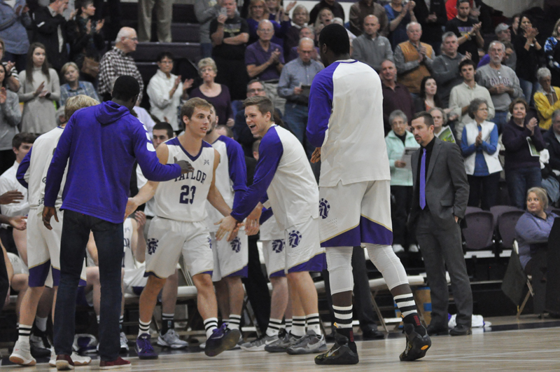 3rd IWU Edges Past Trojans in Odle Photo