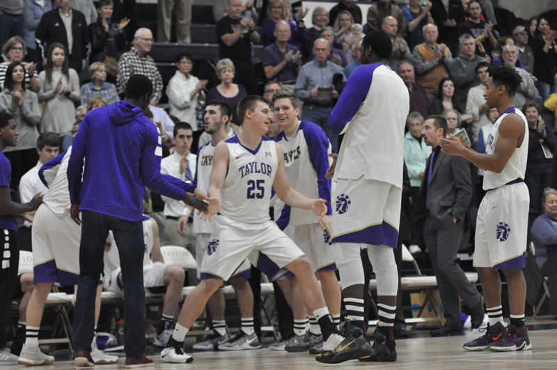 4th IWU Edges Past Trojans in Odle Photo