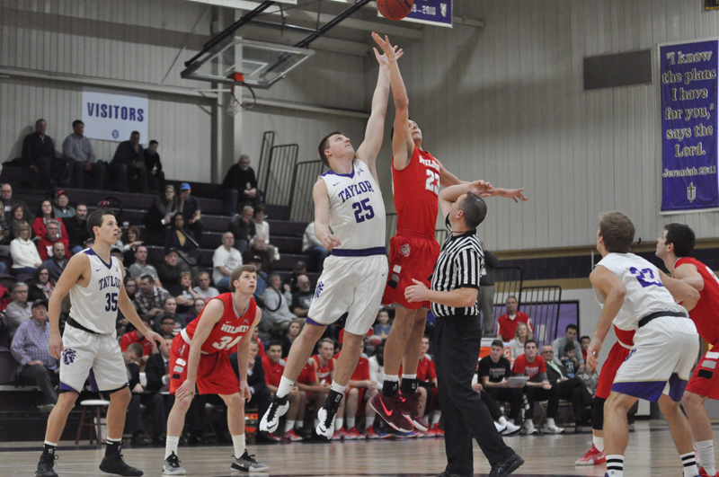 5th IWU Edges Past Trojans in Odle Photo