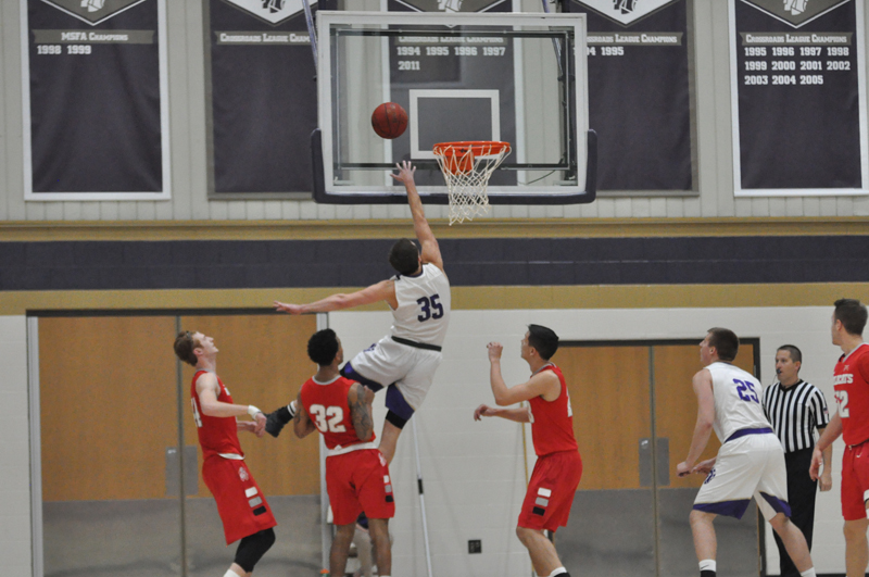 6th IWU Edges Past Trojans in Odle Photo