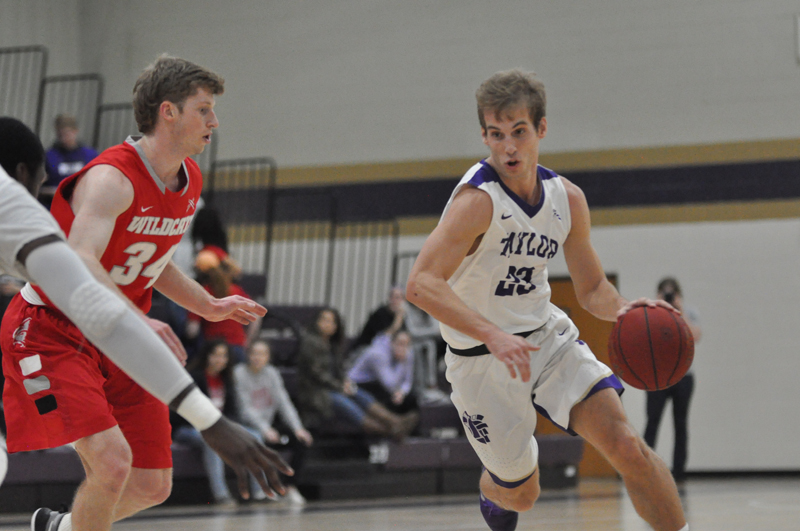 8th IWU Edges Past Trojans in Odle Photo
