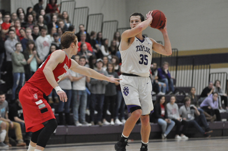 9th IWU Edges Past Trojans in Odle Photo