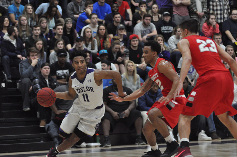 10th IWU Edges Past Trojans in Odle Photo