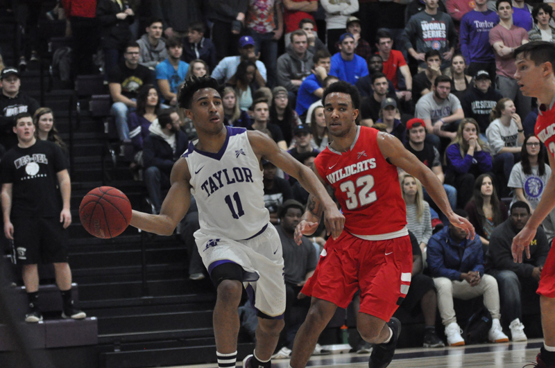 11th IWU Edges Past Trojans in Odle Photo