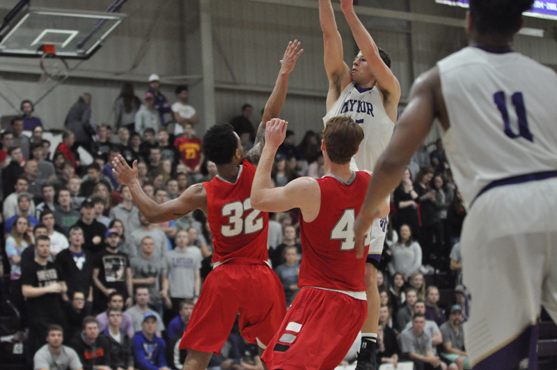 12th IWU Edges Past Trojans in Odle Photo