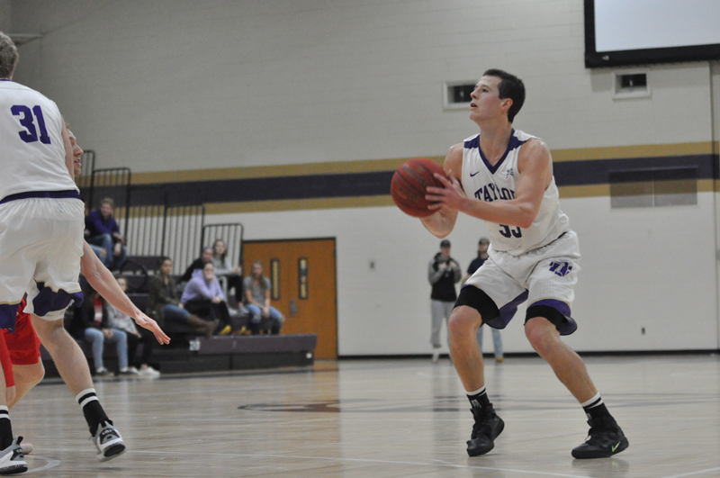 13th IWU Edges Past Trojans in Odle Photo