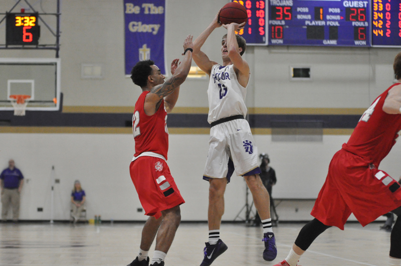 21st IWU Edges Past Trojans in Odle Photo