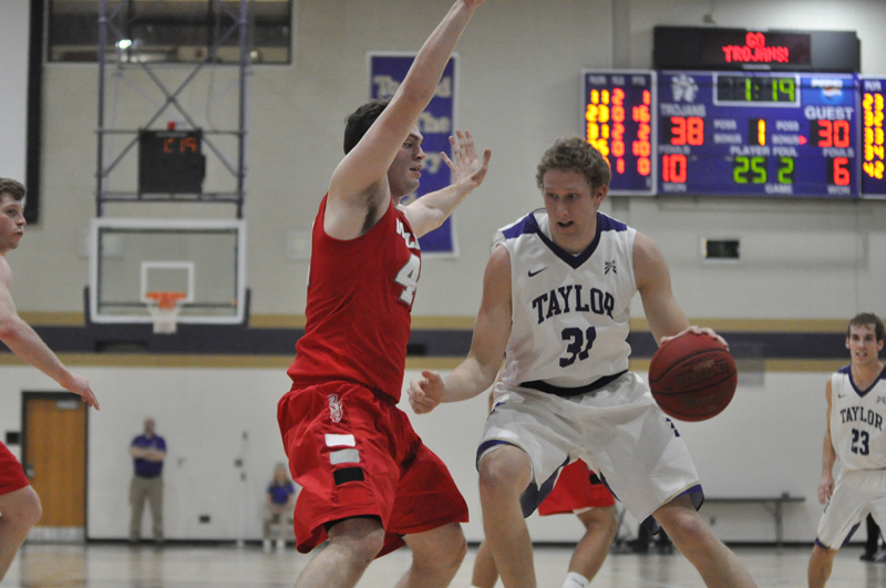 22nd IWU Edges Past Trojans in Odle Photo