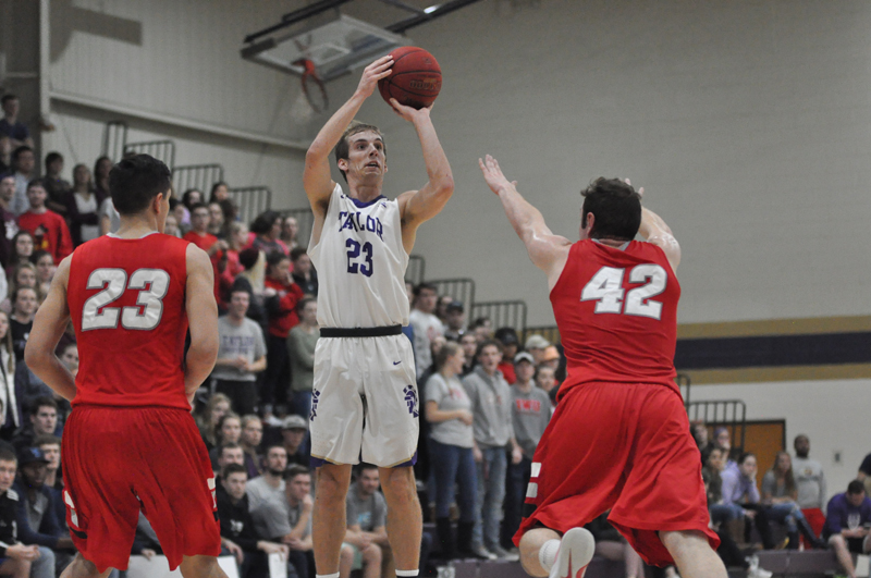 23rd IWU Edges Past Trojans in Odle Photo